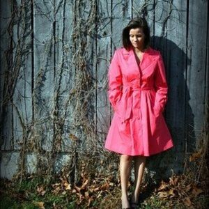 H&M dressy coat